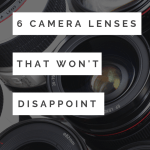 6 camera lenses that won't disappoint - Rachel Carter Images