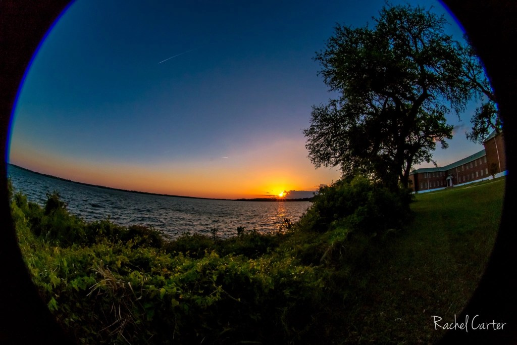 Camp Lejeune, North Carolina, taken with a Canon 8-15mm f/4L Fisheye - Rachel Carter Images