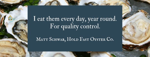 I eat them every day, year round. For quality control. - RCI Plus Topsail