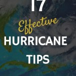 17 Effective Hurricane Tips