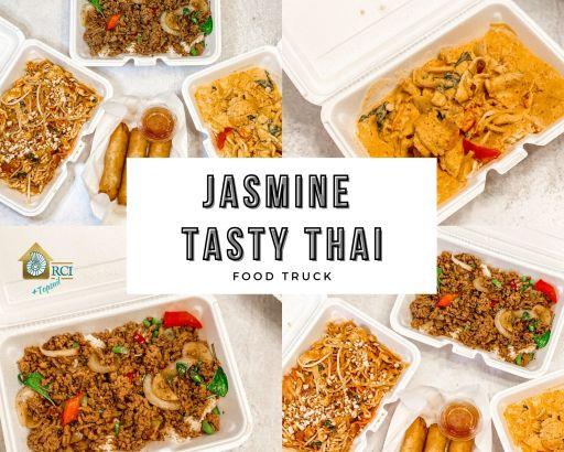 Jasmine Tasty Thai  food truck - RCI Plus Topsail