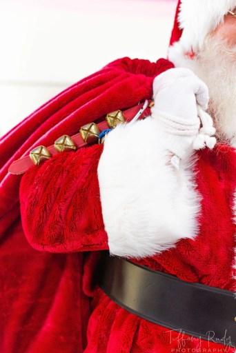 santa - holly jolly giveaway