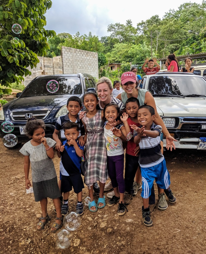 Marilyn Didomenico, Guatamalan Missions Trip with New River Community Church