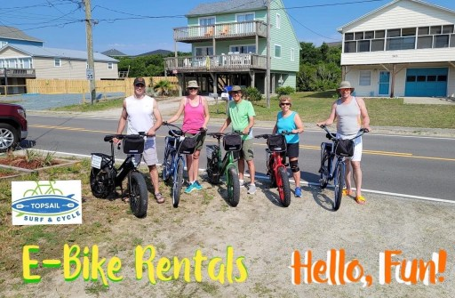 topsail surf and cycle