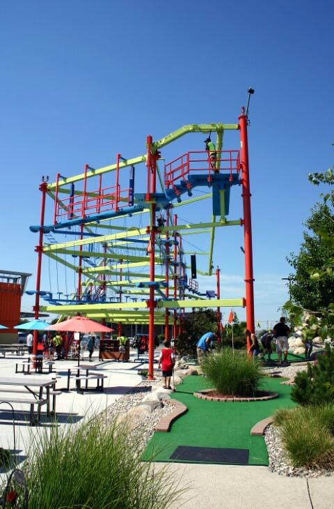 Airway Fun Center Sky Trail