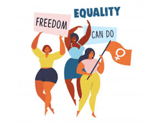Call for gender equality