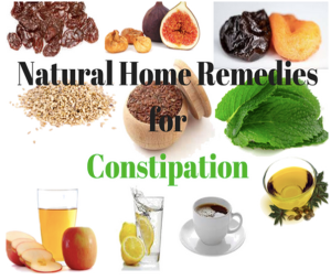 Natural food which relieves constipation