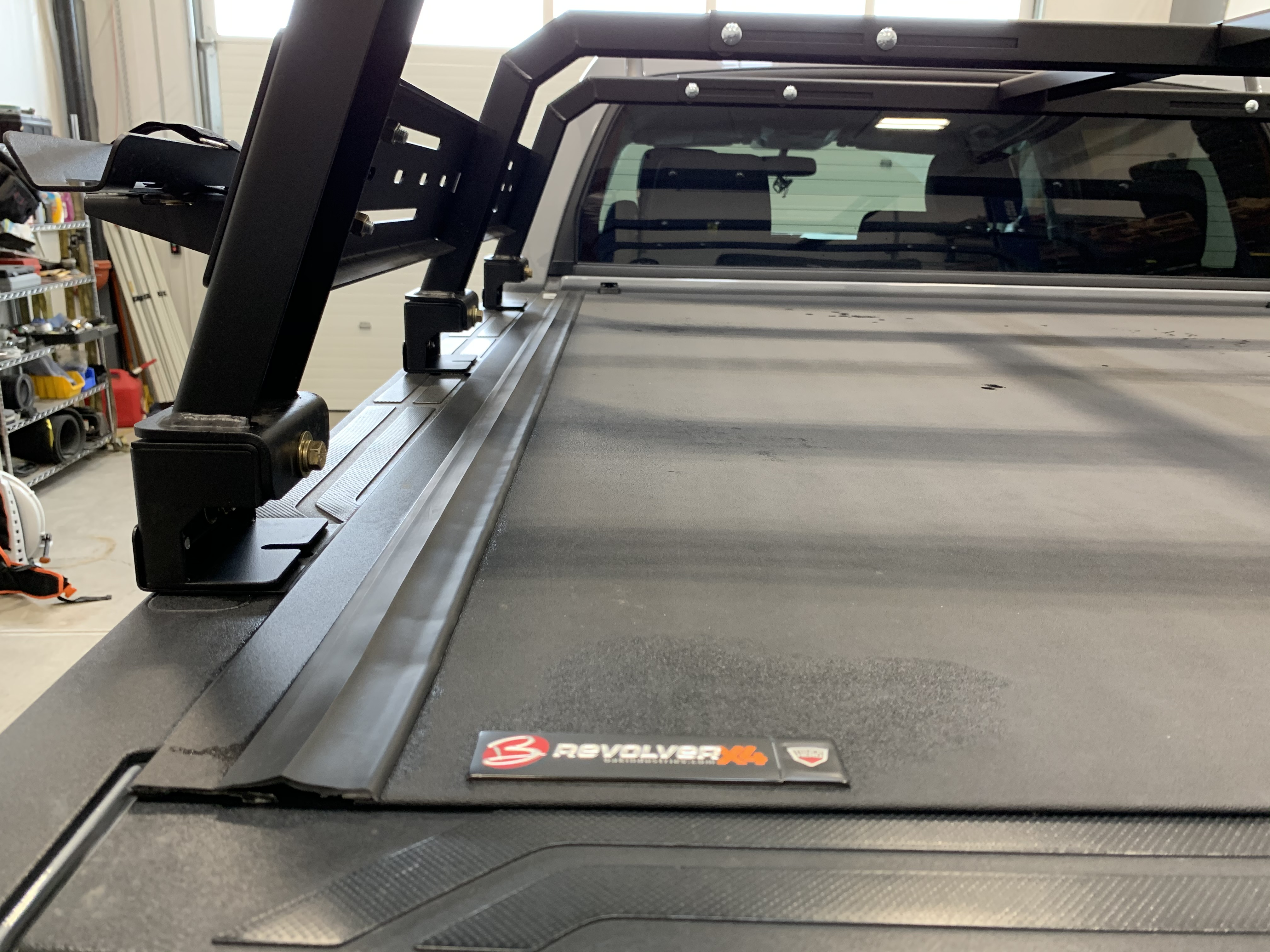 Bed Rack Tonneau Adapters Rci Off Road