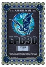 EA3FHP-EPC30-PLATINUM