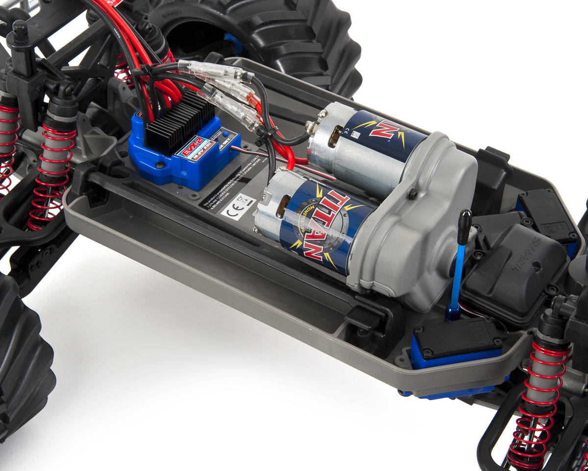Traxxas Rc Trucks Waterproof