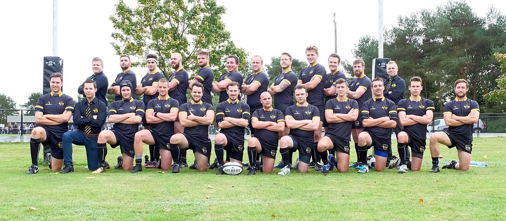 Teamfoto Senioren