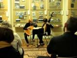 И. Савицкая - концерт в музее П. Бровки