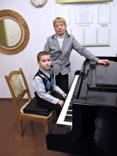 Шатохина С.А. - открытое факультативное занятие по классу фортепиано