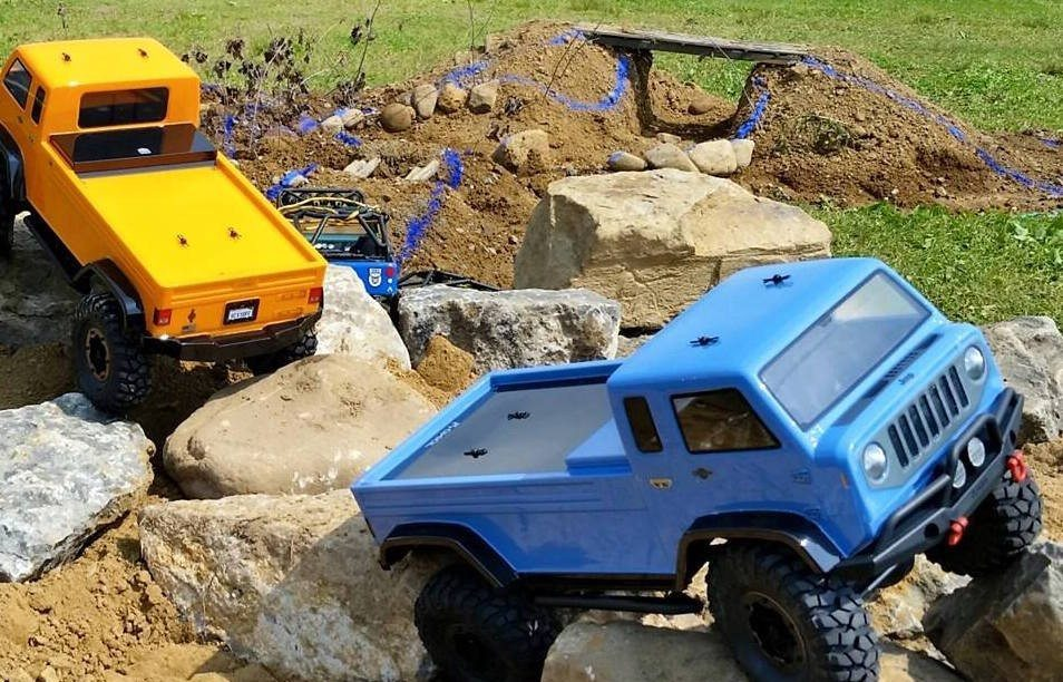 Are Two New Jeep Bodies on the Horizon from Axial?
