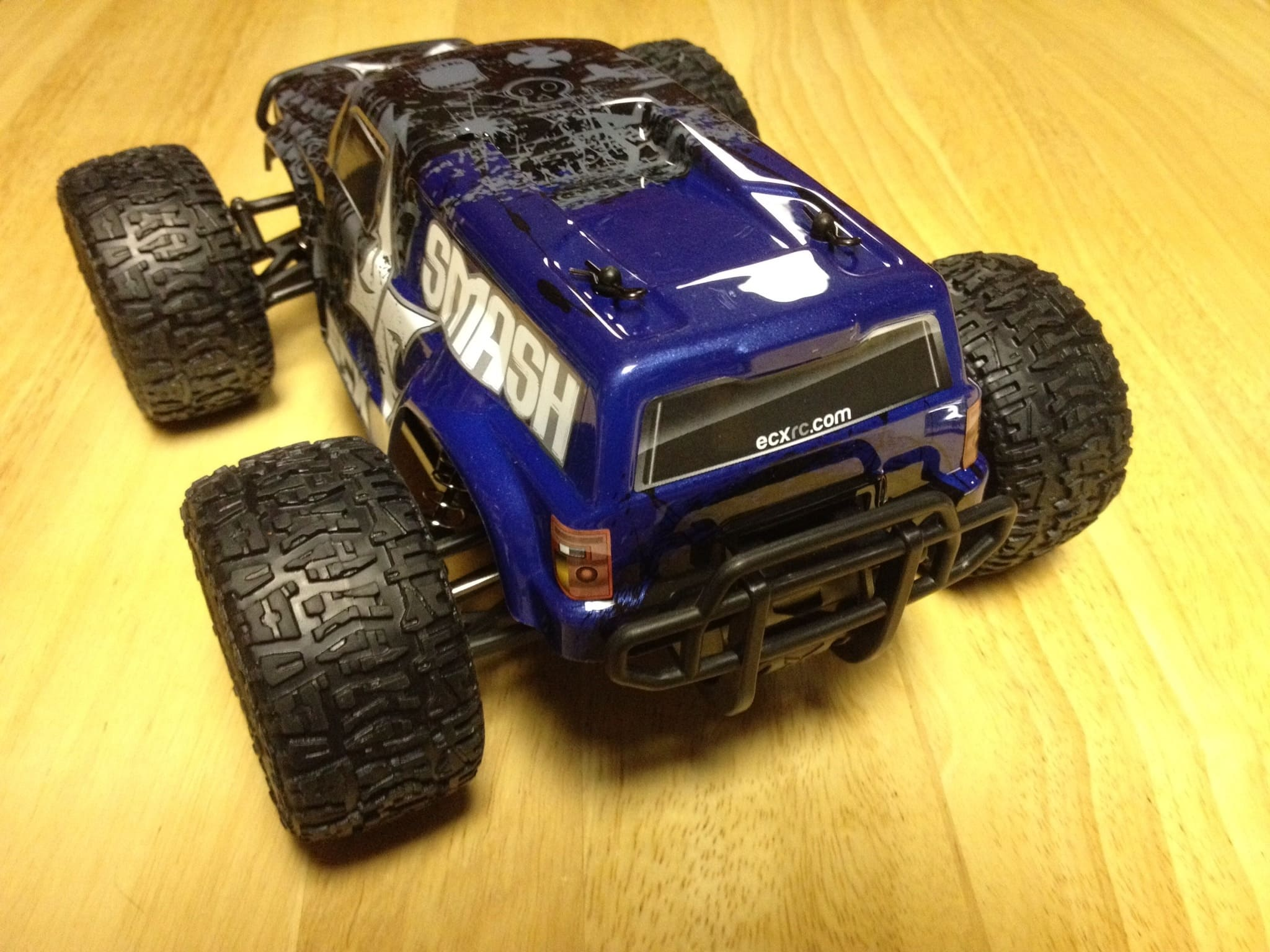 What's the next vehicle you'll be parking in your R/C garage?