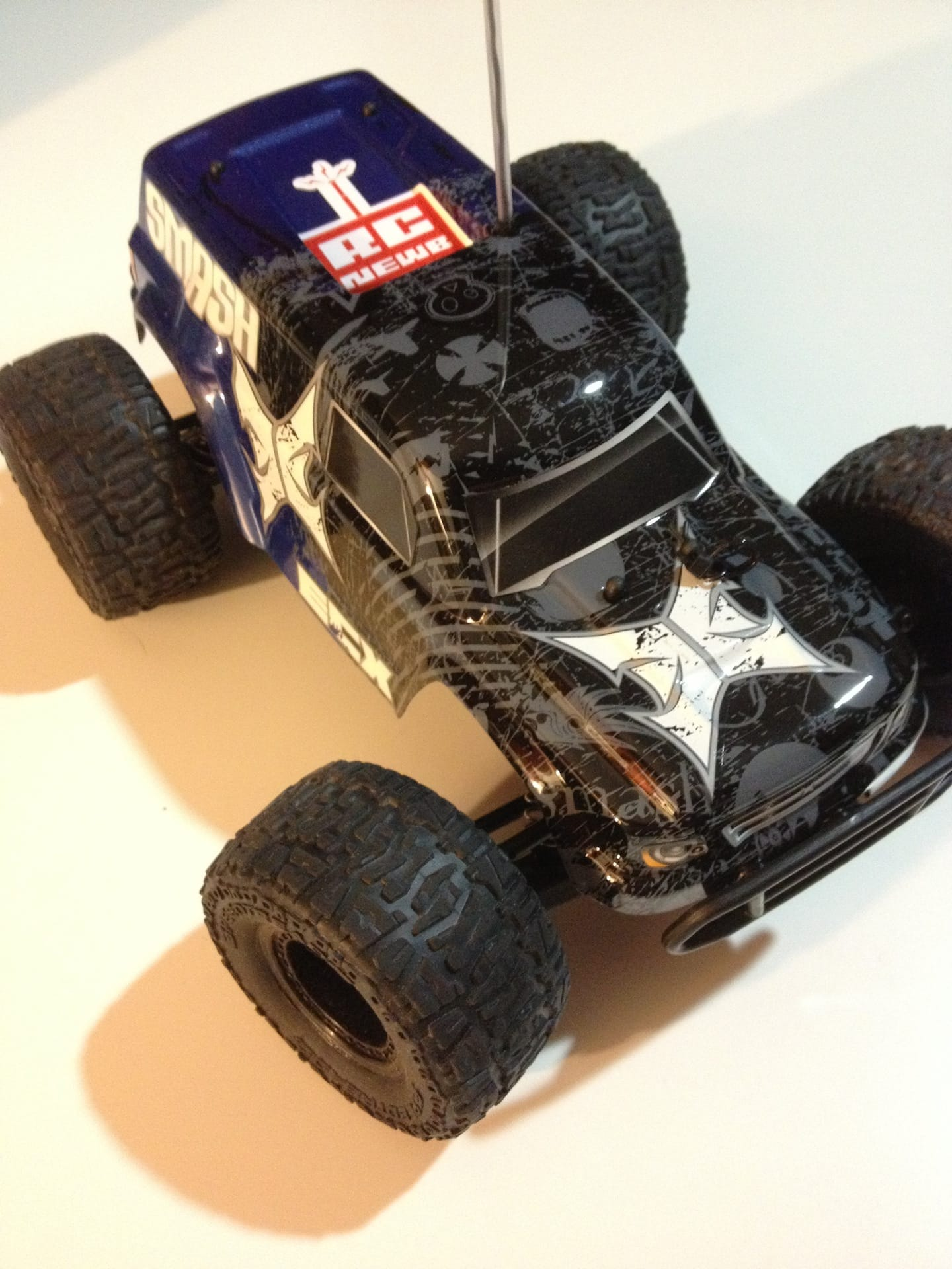 RC Newb Podcast – Episode 10: Cleaning out the garage