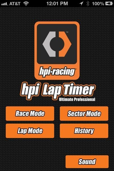 App Review: HPI Lap Timer for iOS