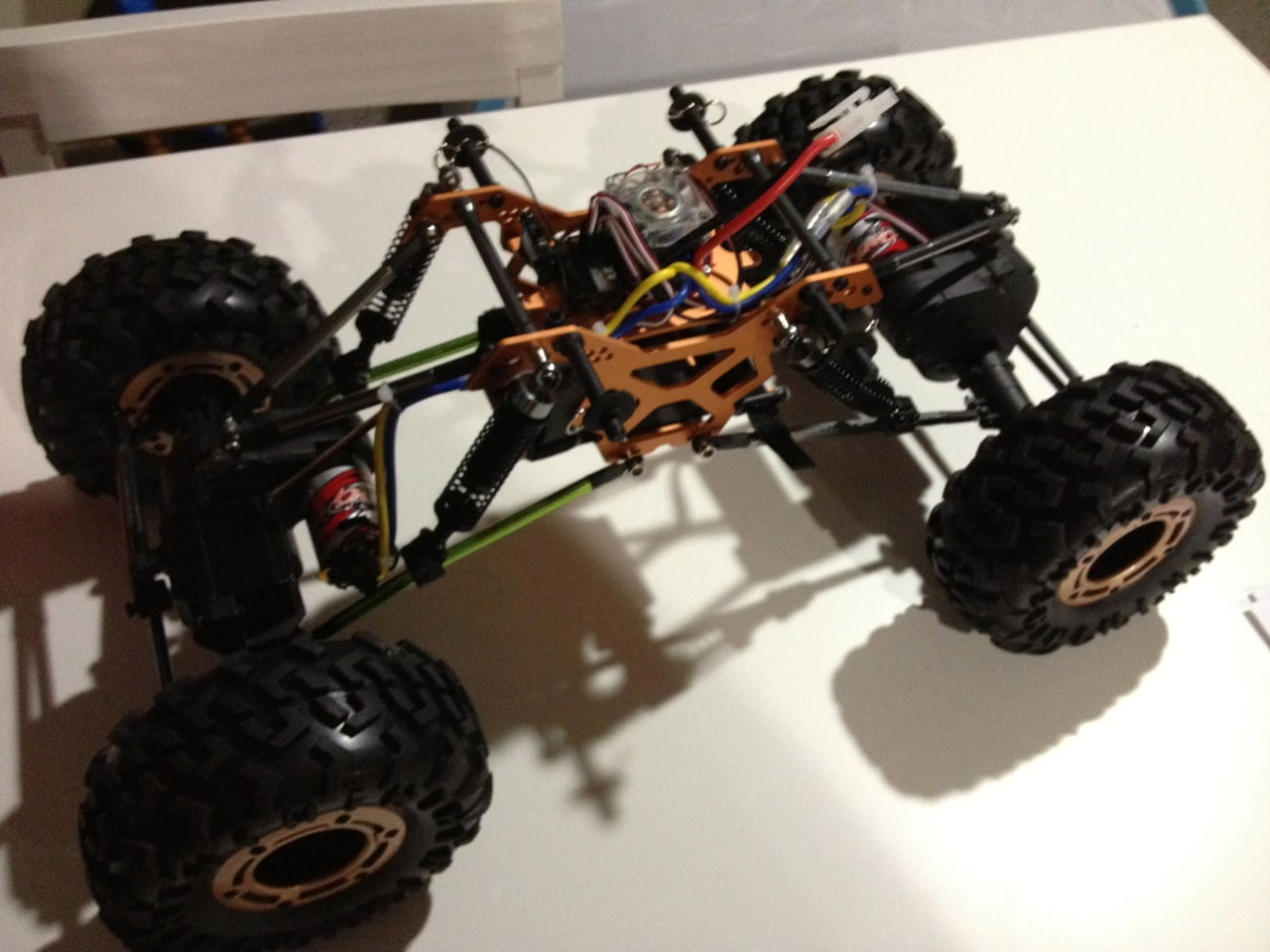 Frankencrawler – Digging into rock crawling and scalers