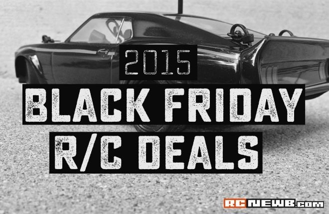 Tons of Deals from Tower Hobbies 2015 Black Friday Special