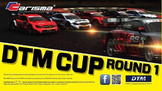 2017 Carisma DTM Cup - Round 1