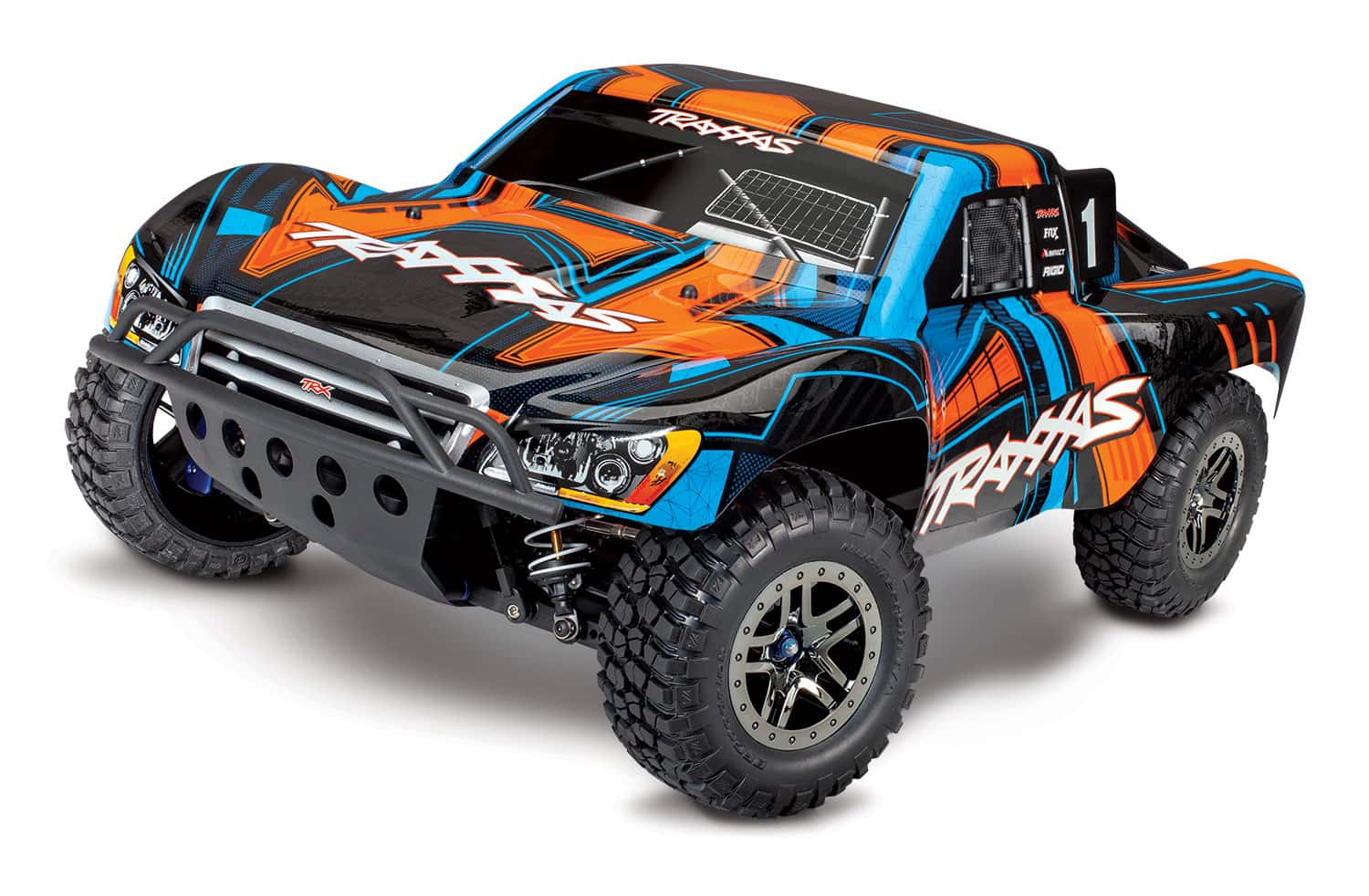 An Ultimate Update: Traxxas Slash 4×4 Ultimate