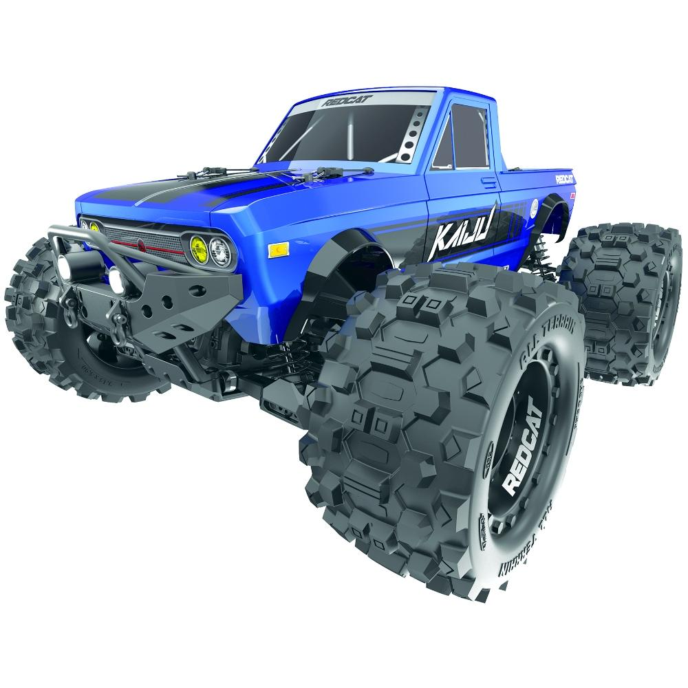 Kaiju Unleashed: Redcat Racing's Latest 1/8-scale Monster Truck