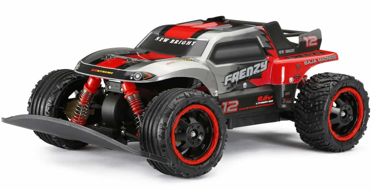 New Bright Goes Brushless with the RC Frenzy