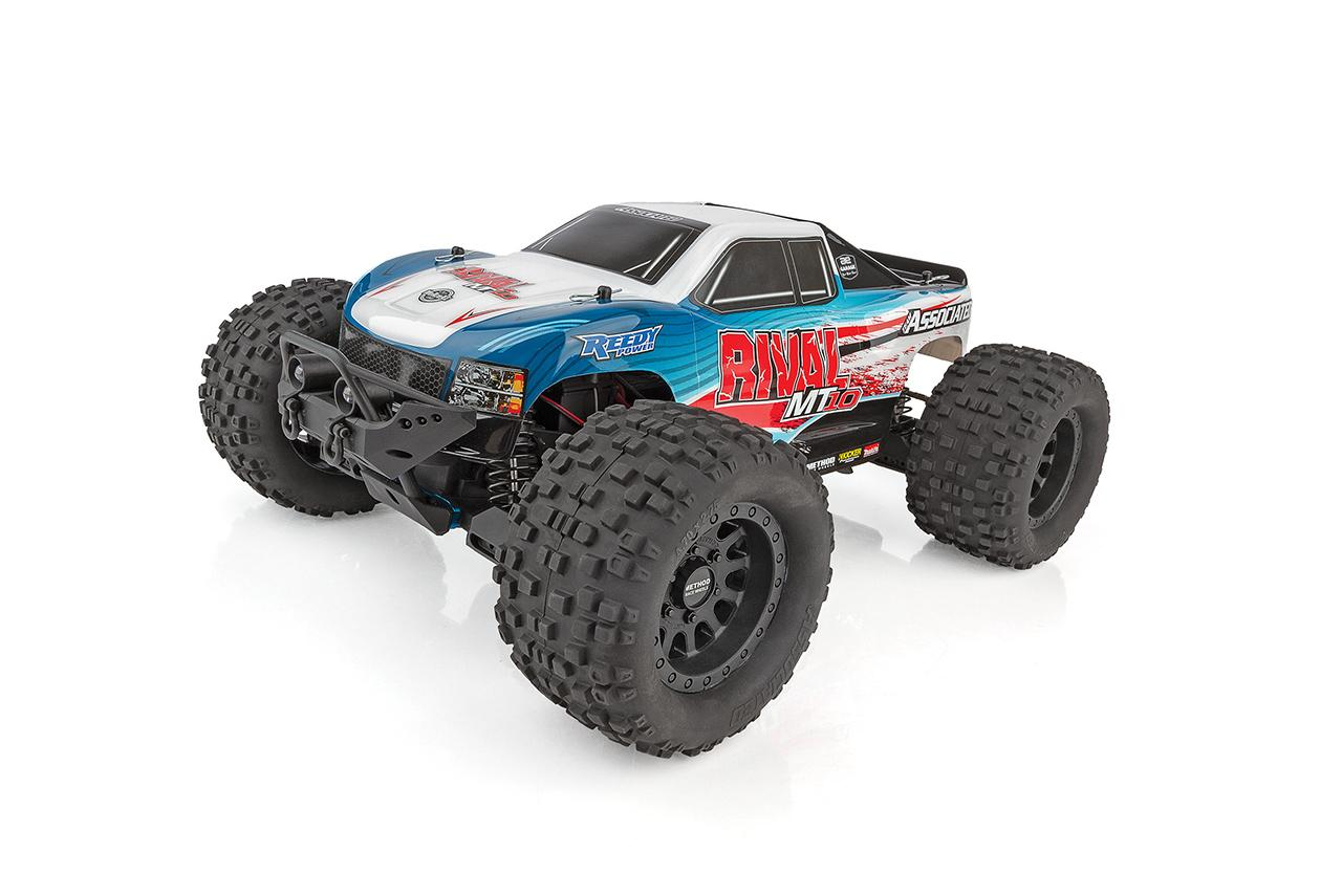 Team Associated Rival MT10 3S-capable R/C Monster Truck