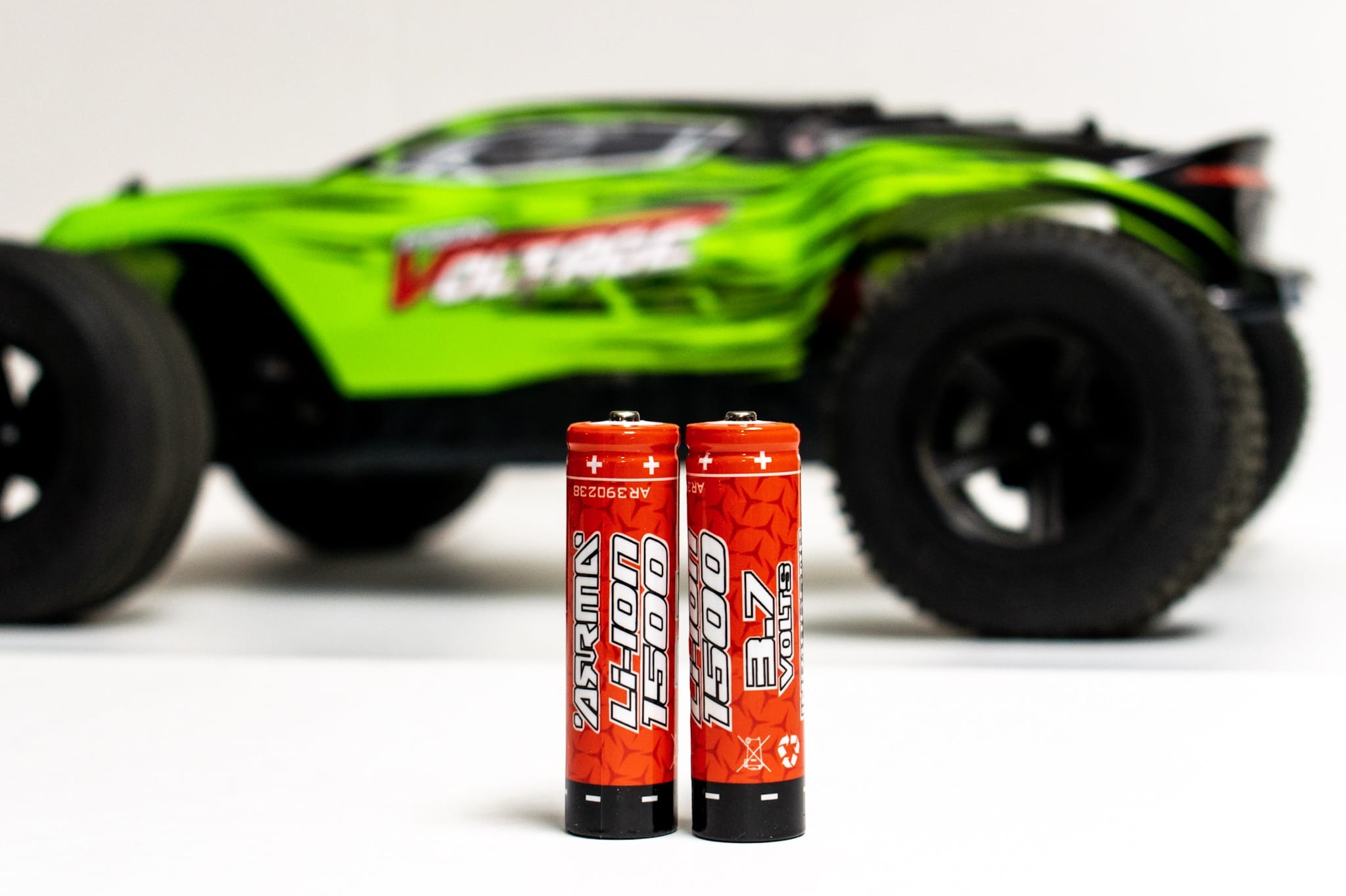 ARMA Fazon Voltage Studio - Batteries