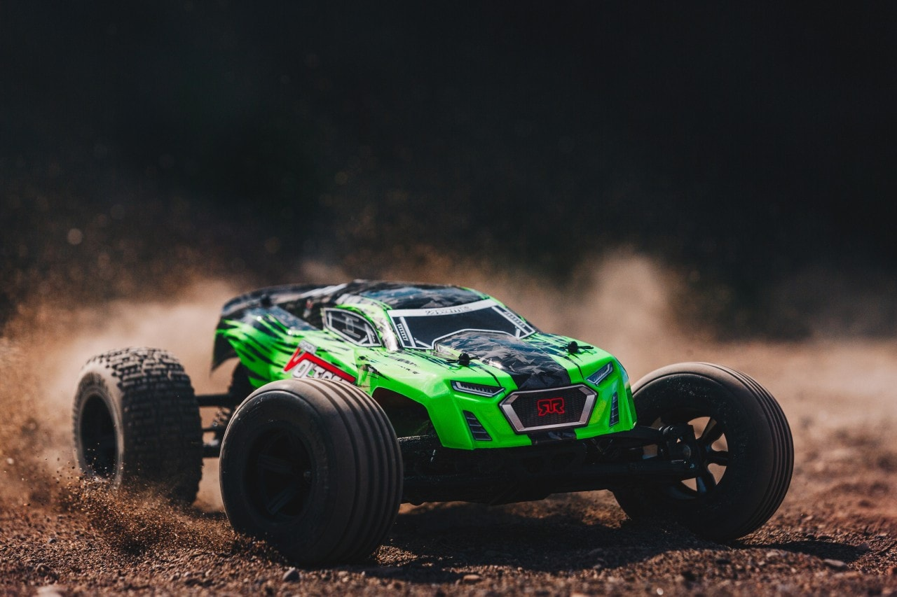 ARRMA Fazon Voltage Mega SRS - Dirt