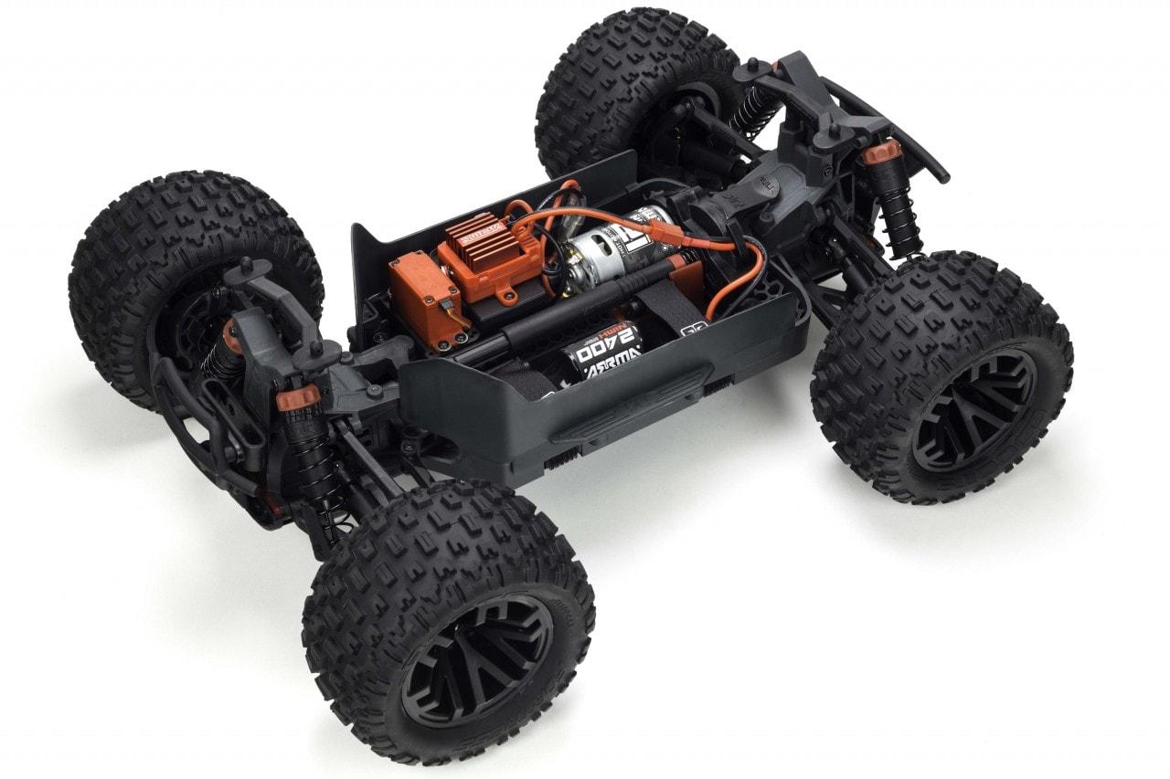ARRMA Granite 4x4 Mega - Chassis