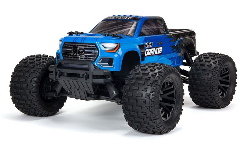 Looking for a Budget Basher? Check Out ARRMA's Refreshed Granite 4×4 V3 MEGA Monster Truck