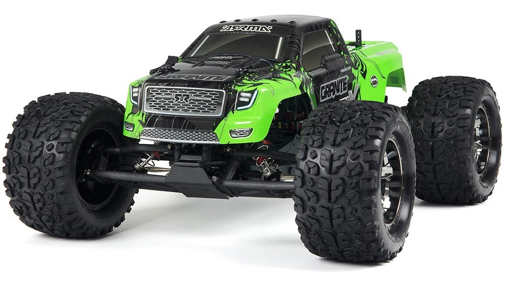 ARRMA Granite BLX 1/10 R/C Monster Truck