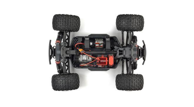 ARRMA Granite MEGA Monster Truck - Chassis