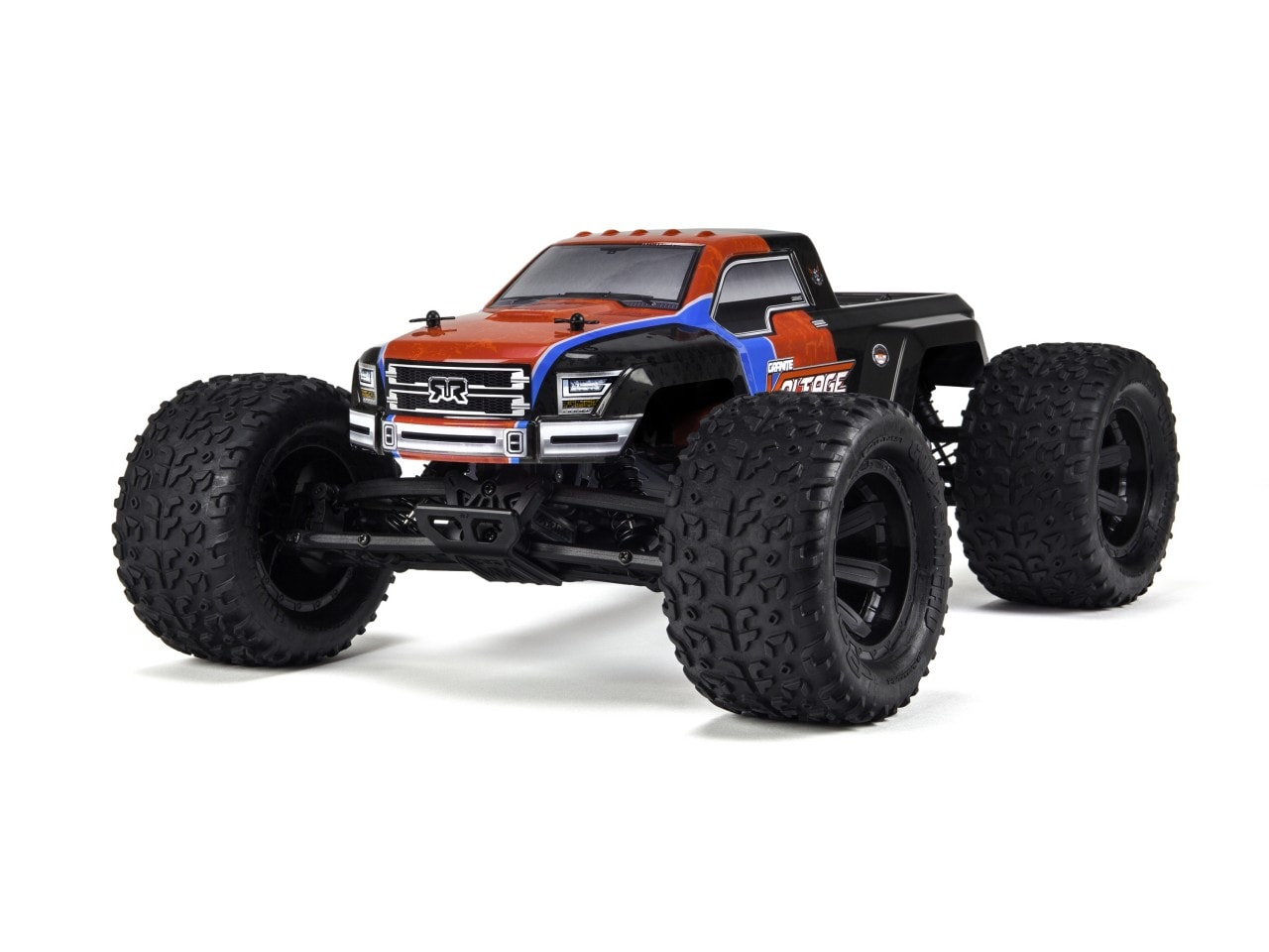 The ARRMA Granite Voltage Mega Brings Big Time RC Bashing on a Budget