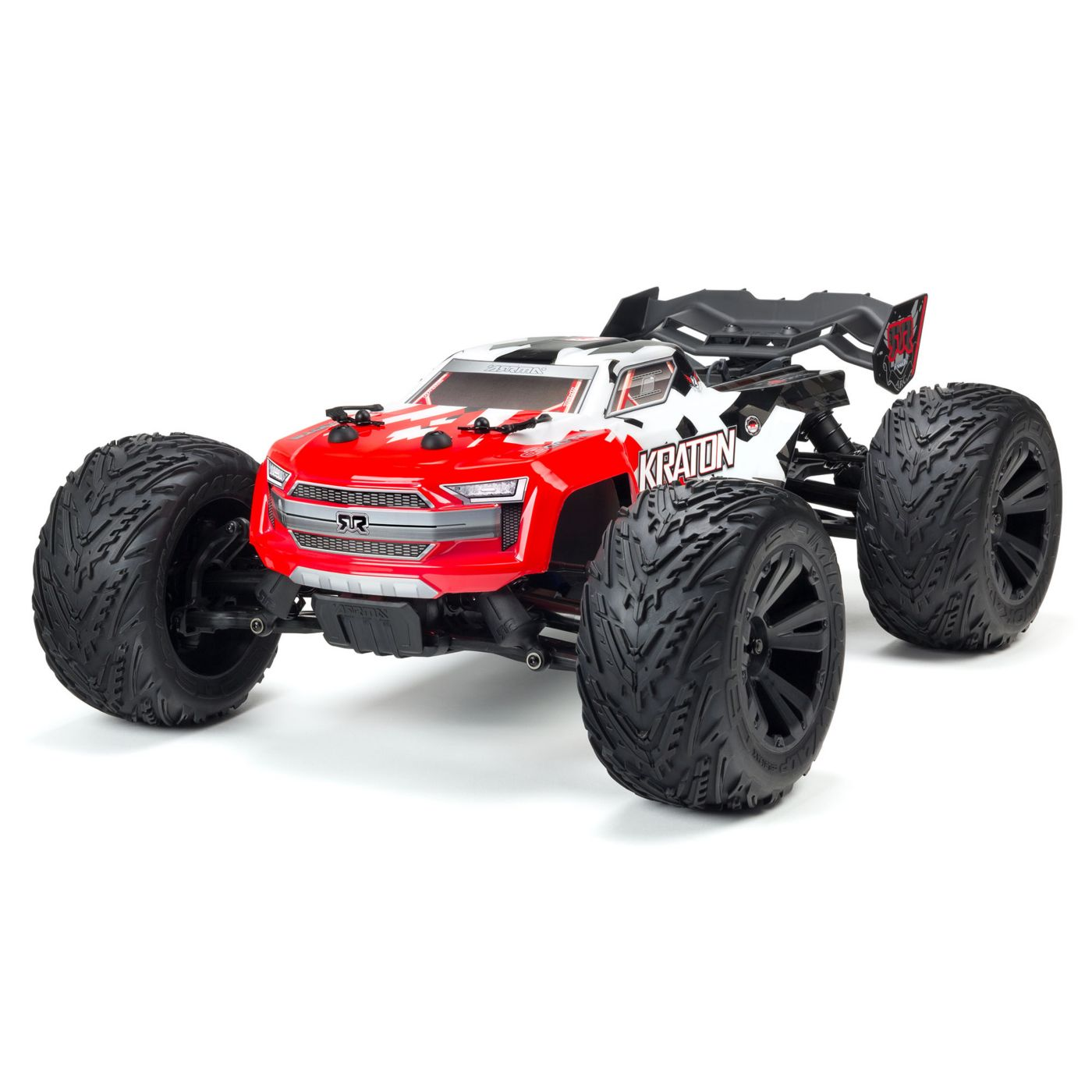 Smaller Sized But Super-powered: ARRMA's 1/10 Kraton 4S BLX Monster Truck