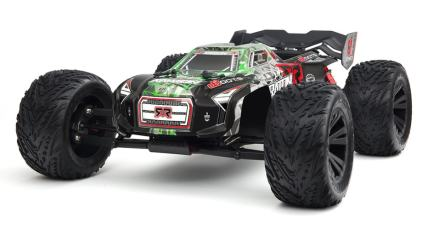 Tear It Up With The 2018 ARRMA Kraton 6S BLX Monster Truck
