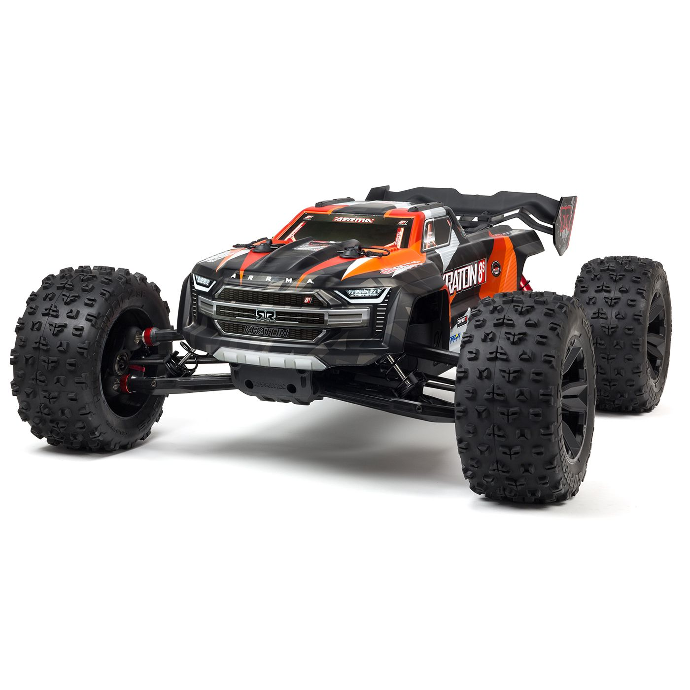 Big Daddy Kraton: Meet ARRMA's Latest 1/5-scale Speed Monster Truck