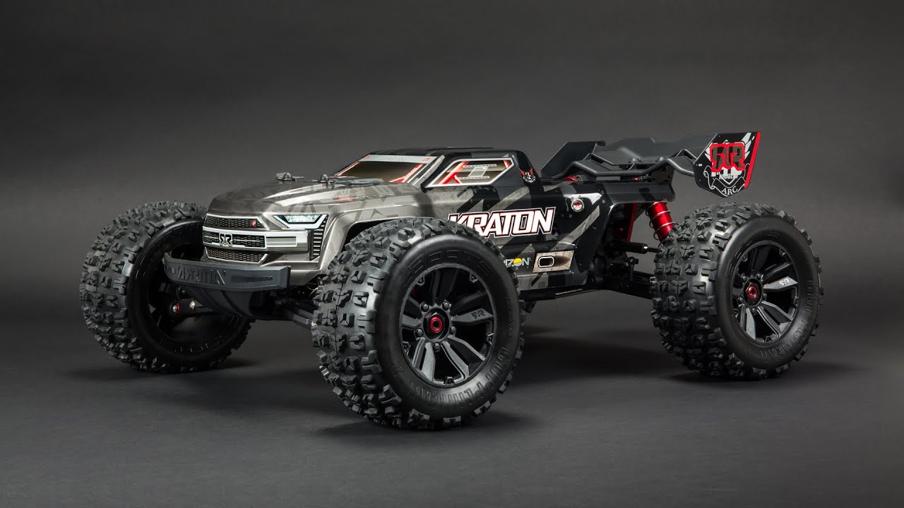An Action-packed Overview of ARRMA's Kraton EXB Speed Monster Truck [Video]