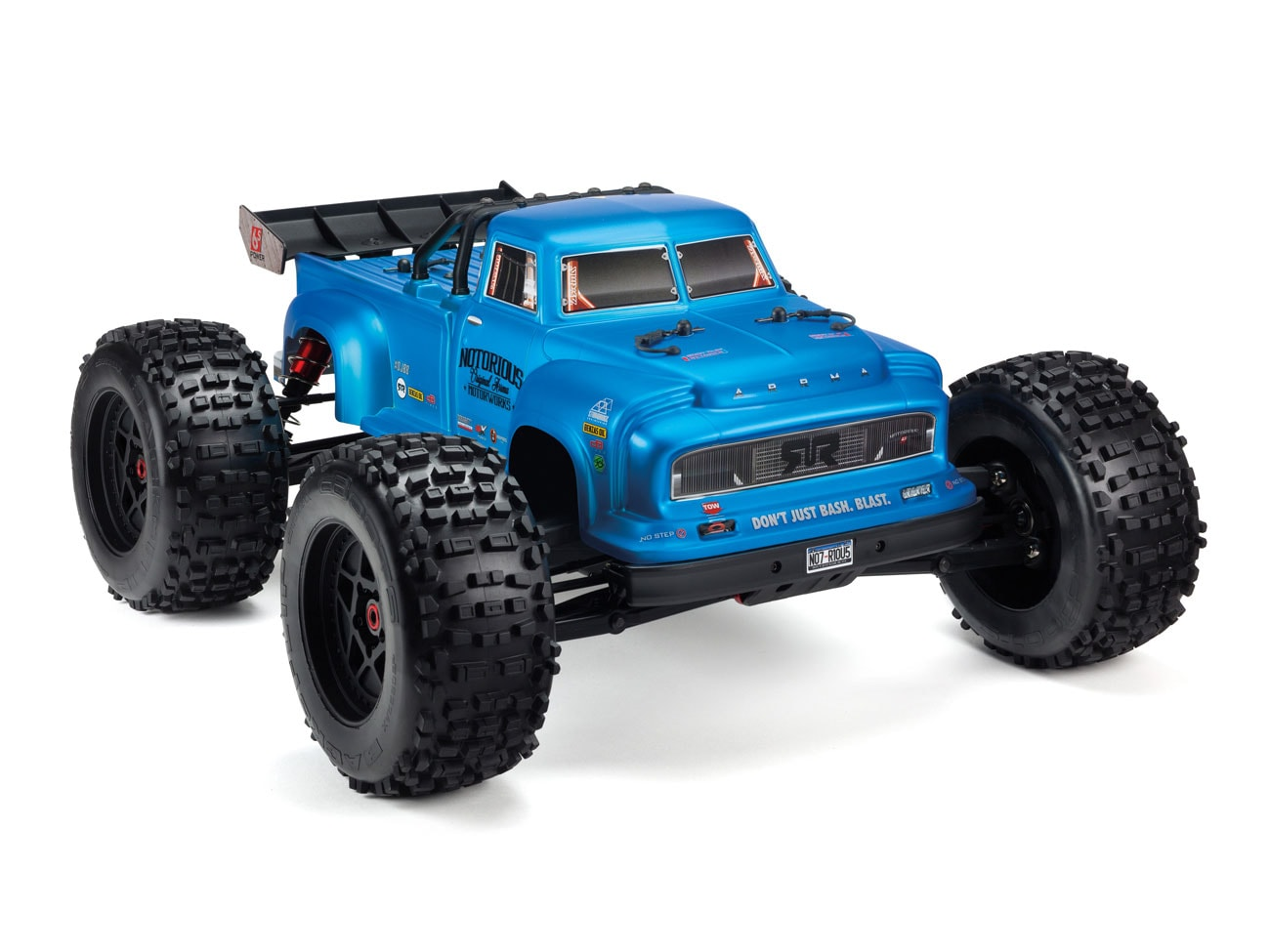 Bash Hard with the ARRMA Notorious 6S BLX Stunt Truck