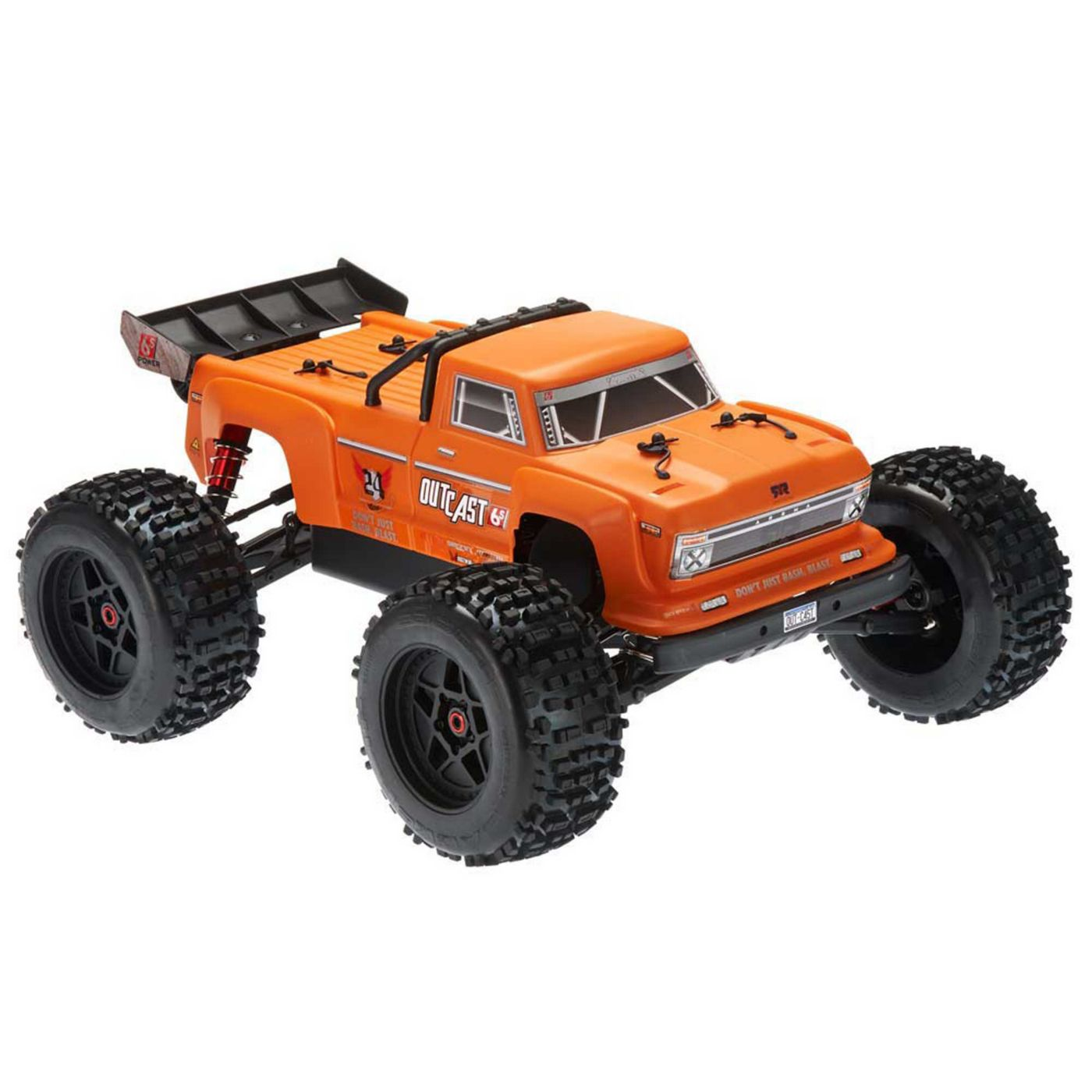 Updated for 2019: The ARRMA Outcast Stunt Truck