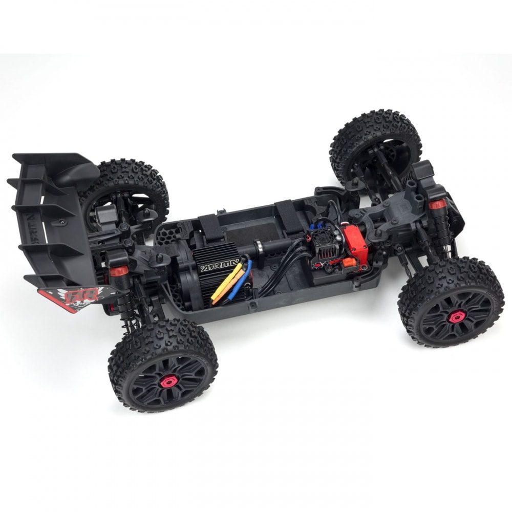 ARRMA Typhon 4x4 3S BLX Buggy - Chassis
