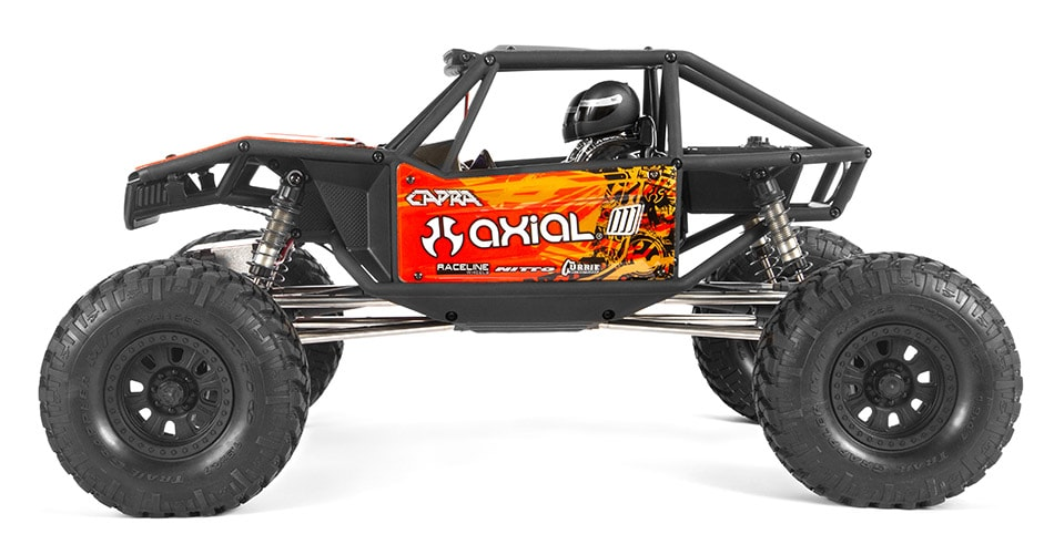 Axial Capra RTR - Side