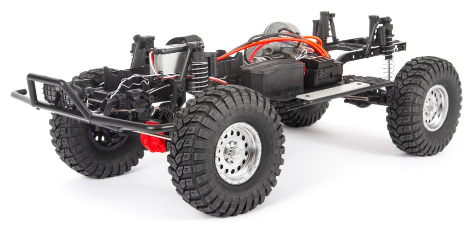 Axial SCX10 II 1955 Ford F-100 - Chassis