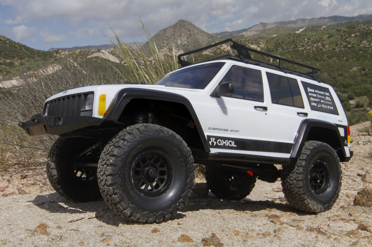 R/C Buyer's Guide: 1/10 Scale Trail Vehicles | RC Newb