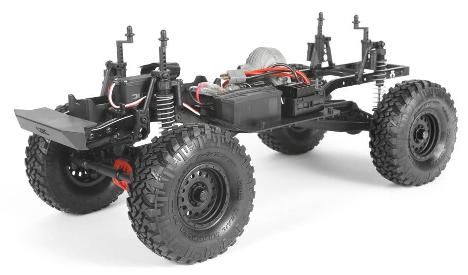 Axial SCX10 II Deadbolt - Chassis