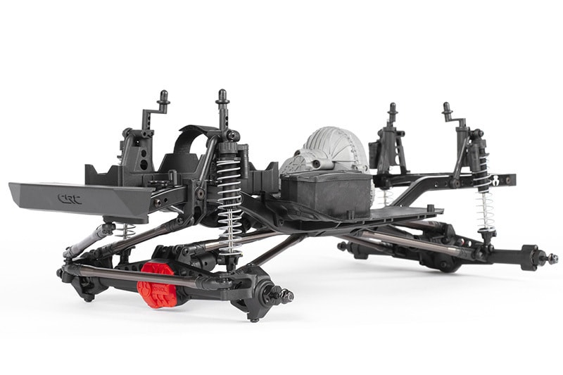 A Maker's Delight: Axial SCX10 II Raw Builder's Kit