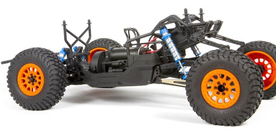 Axial Yeti SCORE Trophy Truck Kit - Chassis