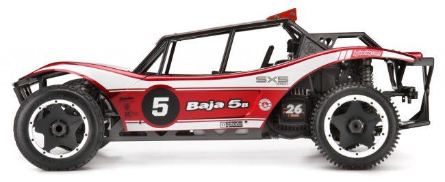 Baja Kraken Sidewinder X5 Buggy