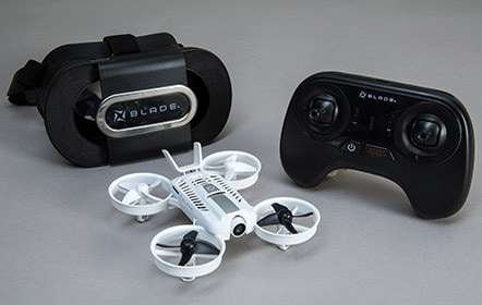 Blade Indctrix FPV HD - Gear